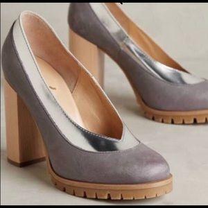 Italian Made***Anthropologie Heels***
